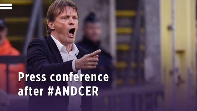 Embedded thumbnail for Press conference after #ANDCER