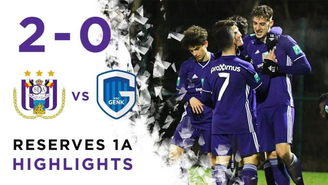 Embedded thumbnail for Playoffs Reserves 1A: RSCA 2-0 KRC Genk