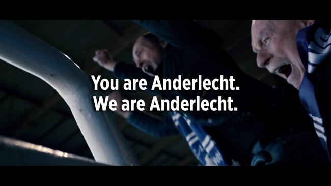 Embedded thumbnail for You Are Anderlecht. We Are Anderlecht.