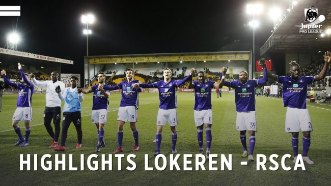 Embedded thumbnail for Relive RSCA's win at Lokeren!