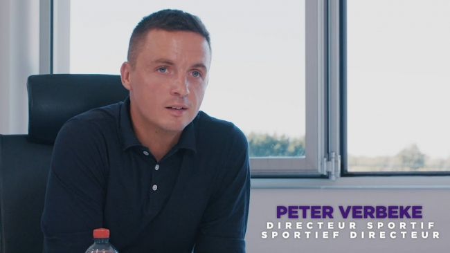 Embedded thumbnail for Sportief Directeur, Peter Verbeke over het seizoen 2020-2021