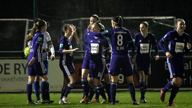 Embedded thumbnail for Women Superleague: KSK Heist 0-7 RSCA