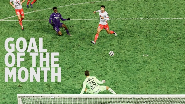 Embedded thumbnail for Stem voor jouw 'Canon Goal of the Month'!