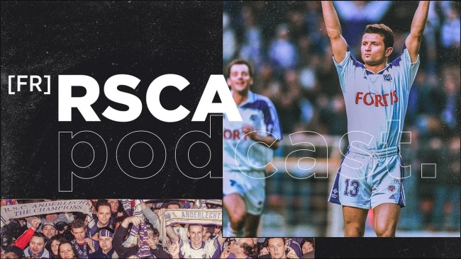Embedded thumbnail for RSCA Podcast: l'année miraculeuse du RSCA en UCL 2000-01