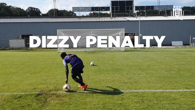 Embedded thumbnail for Dizzy Penalties at Training Camp