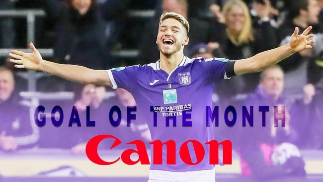 Embedded thumbnail for Your Canon Goal of the Month February: Antoine Colassin