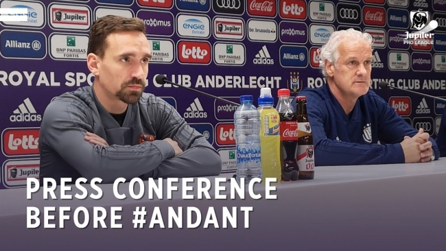 Embedded thumbnail for Conférence de presse avant #ANDANT