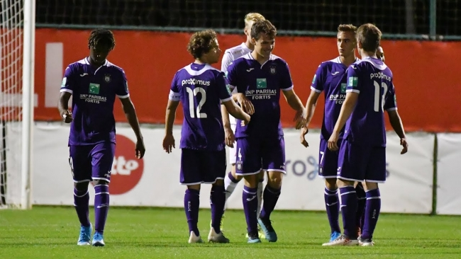 Embedded thumbnail for U21 Cup: RSCA 4-1 Beerschot V.A.