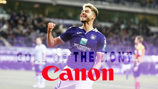 Embedded thumbnail for Your Canon Goal of the Month January: Antoine Colassin
