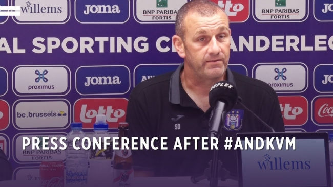 Embedded thumbnail for Press conference after #ANDKVM